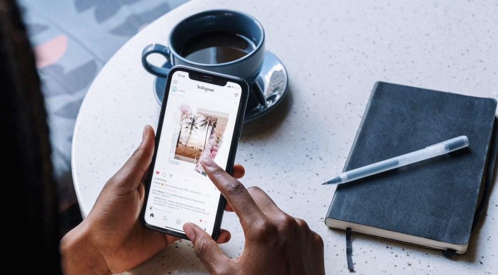 Social Media training Instagram