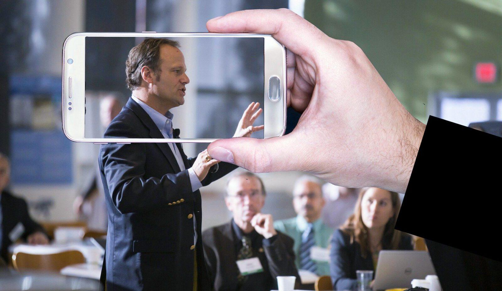 Presentatie maatwerk training online en fysiek